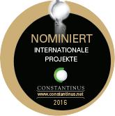 Constantinus 2016 Nominierung